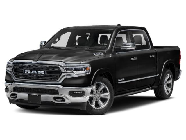 2020 Ram 1500 Limited Limited 4x4 Crew Cab 5'7″ Box Regular Unleaded V-8 5.7 L/345 [10]