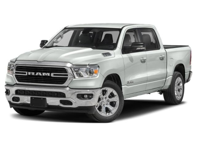 2020 Ram 1500 Big Horn Big Horn 4x4 Crew Cab 5'7″ Box Regular Unleaded V-8 5.7 L/345 [7]