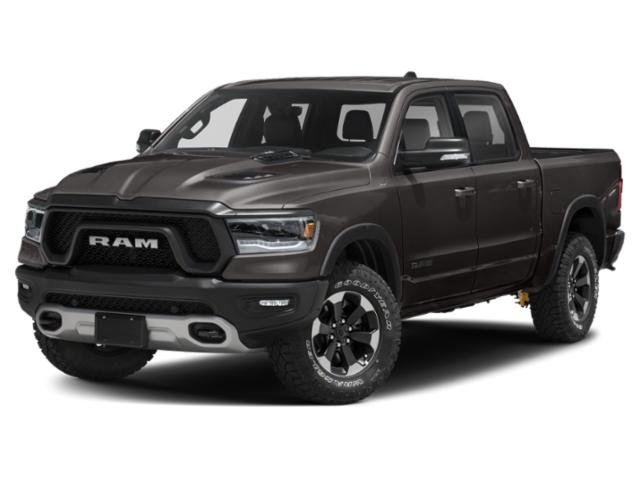 2020 Ram 1500 Rebel Rebel 4x4 Crew Cab 5'7″ Box Regular Unleaded V-8 5.7 L/345 [9]