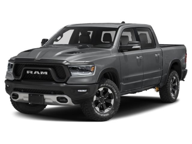 "2020 Ram 1500 Rebel Rebel 4x2 Crew Cab 5'7"" Box Regular Unleaded V-8 5.7 L/345 [4]"