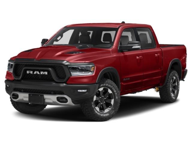 "2020 Ram 1500 Rebel Rebel 4x2 Crew Cab 5'7"" Box Regular Unleaded V-8 5.7 L/345 [7]"