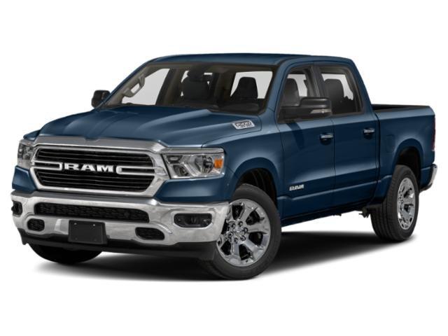 """2020 Ram 1500 Big Horn Big Horn 4x4 Quad Cab 6'4"""" Box Gas/Electric V-6 3.6 L/220 [3]"""