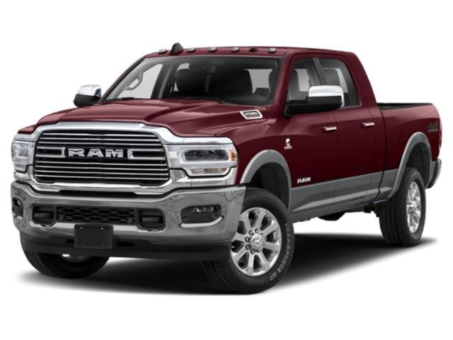 2020 Ram 2500 Laramie Laramie 4x4 Mega Cab 6'4″ Box Intercooled Turbo Diesel I-6 6.7 L/408 [4]