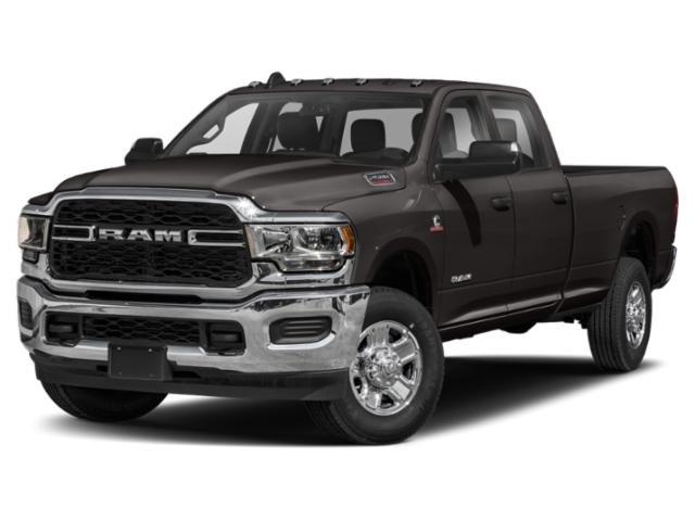 "2020 Ram 2500 Laramie Laramie 4x4 Crew Cab 6'4"" Box Intercooled Turbo Diesel I-6 6.7 L/408 [12]"