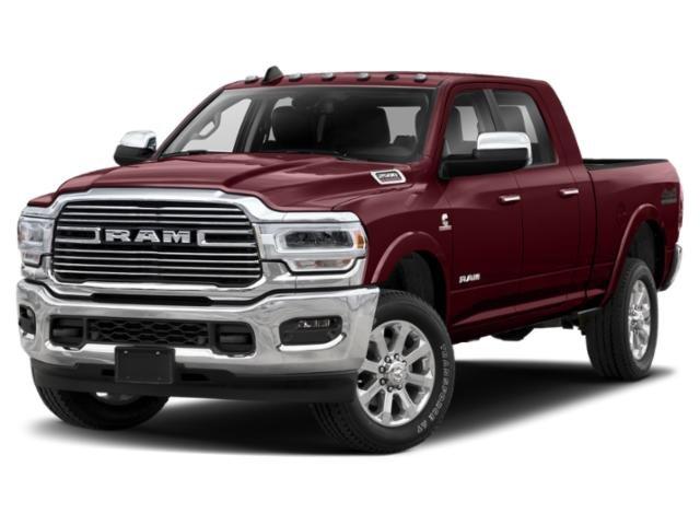 2020 Ram 2500 Laramie Laramie 4x4 Mega Cab 6'4″ Box Intercooled Turbo Diesel I-6 6.7 L/408 [1]