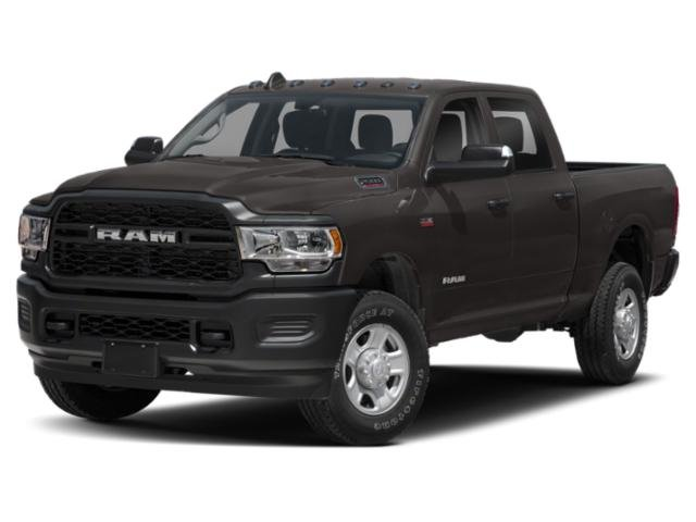 2020 Ram 2500 Big Horn Big Horn 4x4 Crew Cab 6'4″ Box Intercooled Turbo Diesel I-6 6.7 L/408 [1]