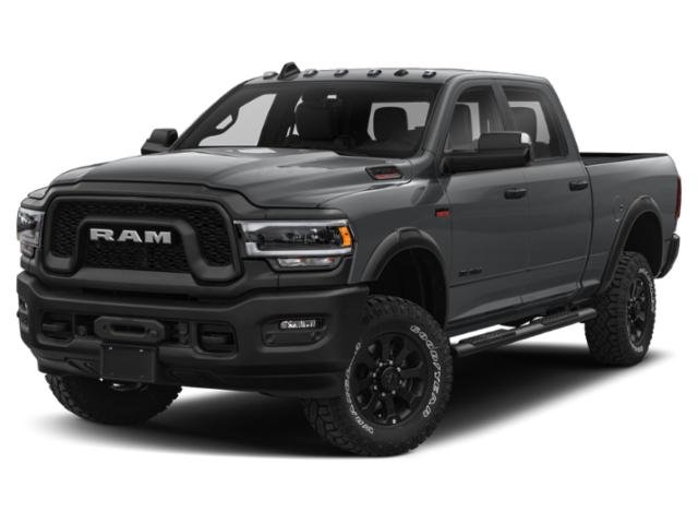 2020 Ram 2500 CLOTH 40/20/40  Intercooled Turbo Diesel I-6 6.7 L/408 [4]