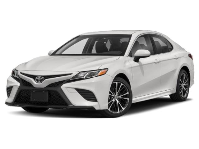 2020 Toyota Camry SE SE Auto Regular Unleaded I-4 2.5 L/152 [12]