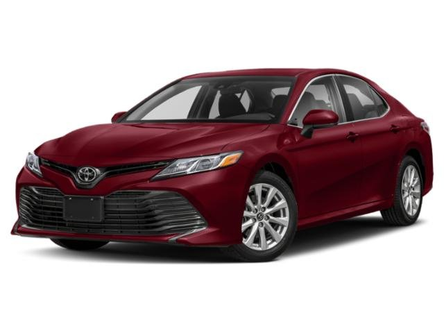 2020 Toyota Camry LE LE Auto AWD Regular Unleaded I-4 2.5 L/152 [22]