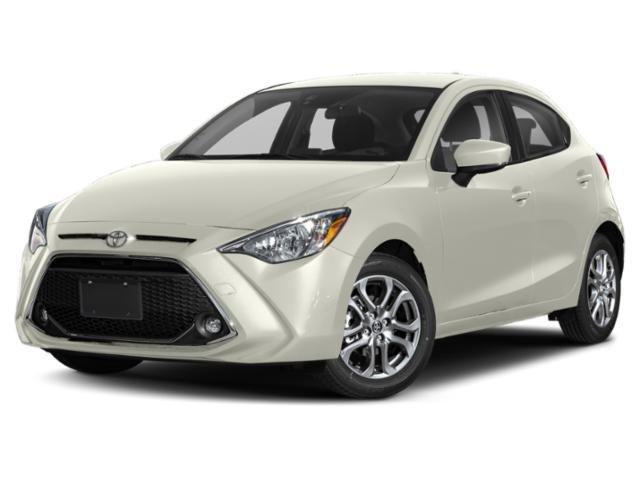 2020 Toyota Yaris Hatchback LE