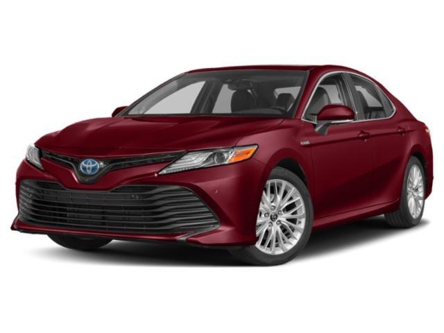 2020 Toyota Camry Hybrid XLE Hybrid XLE CVT Gas/Electric I-4 2.5 L/152 [7]