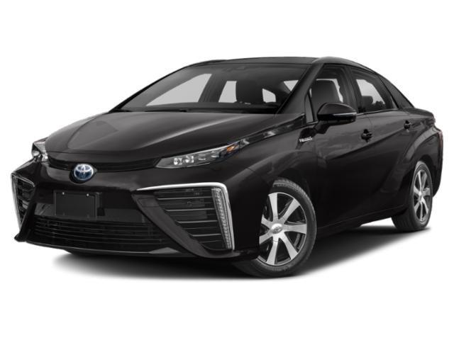 2020 Toyota Mirai Sedan Electric [25]