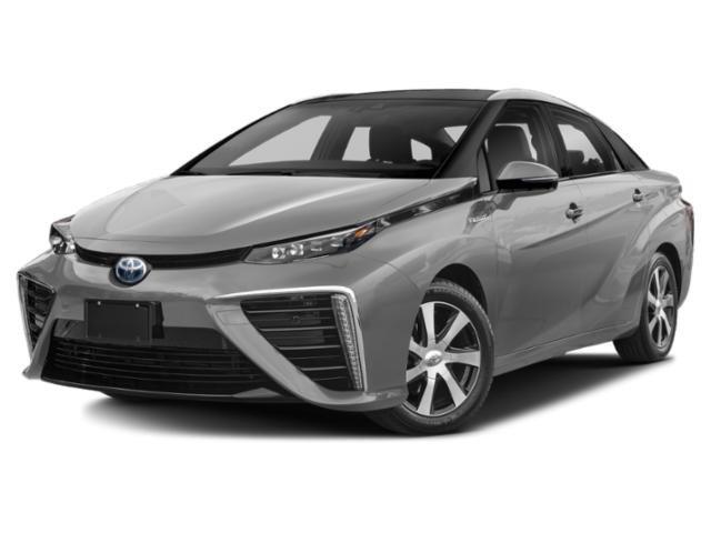 2020 Toyota Mirai Sedan Electric [10]