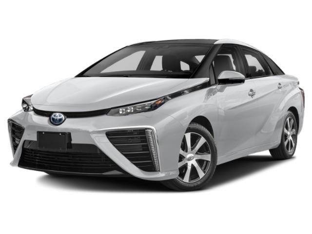 2020 Toyota Mirai Sedan Electric [8]