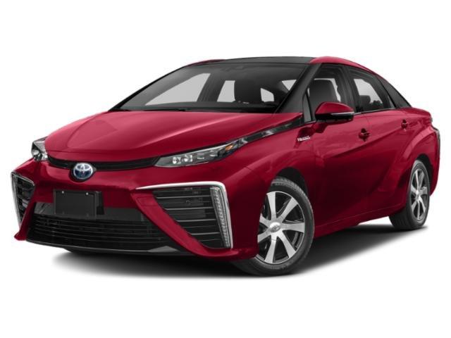 2020 Toyota Mirai Sedan Electric [6]