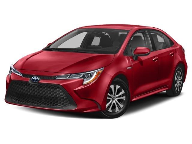 2020 Toyota Corolla Hybrid LE Hybrid LE CVT Gas/Electric I-4 1.8 L/110 [1]