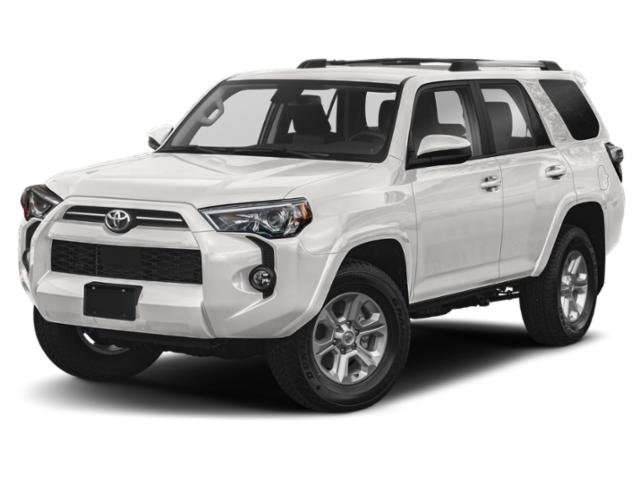 2020 Toyota 4Runner SR5 SR5 4WD Regular Unleaded V-6 4.0 L/241 [9]