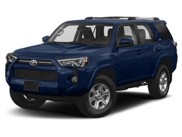2020 Toyota 4Runner SR5 Premium SR5 Premium 4WD Regular Unleaded V-6 4.0 L/241 [9]