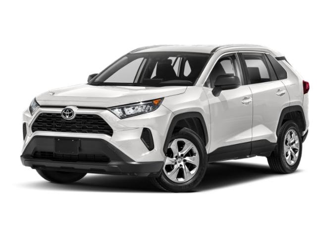 2020 Toyota RAV4 LE LE FWD Regular Unleaded I-4 2.5 L/152 [1]