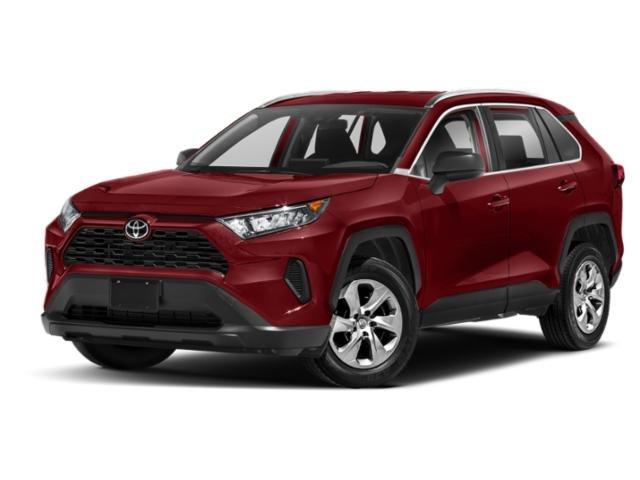 2020 Toyota RAV4 LE LE FWD Regular Unleaded I-4 2.5 L/152 [2]