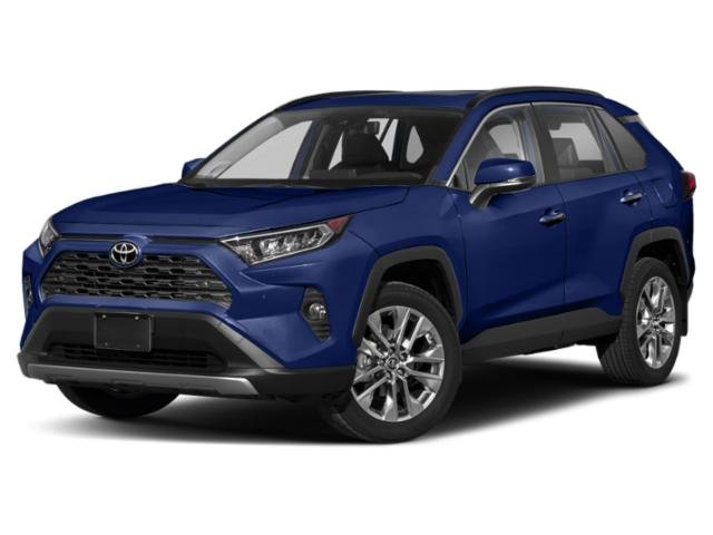 New 2020 Toyota RAV4 in Santee, CA