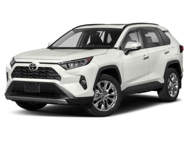 2020 Toyota RAV4 Limited Limited FWD Regular Unleaded I-4 2.5 L/152 [0]