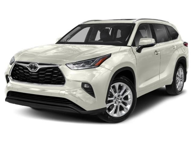 New 2020 Toyota Highlander in Santee, CA