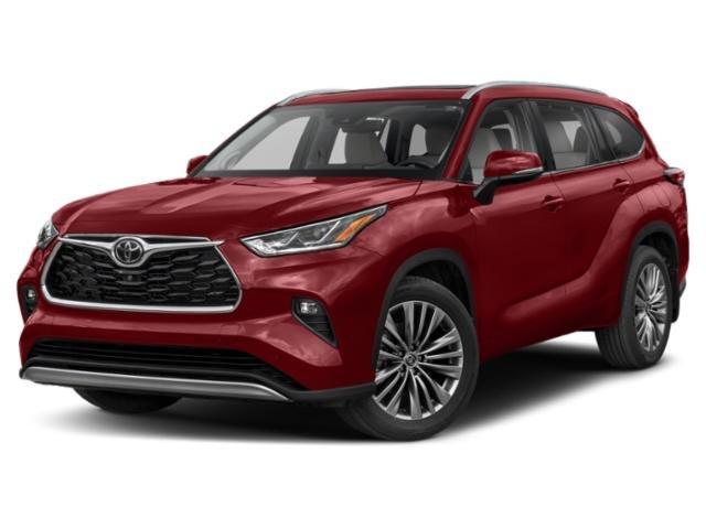 2020 Toyota Highlander LTD