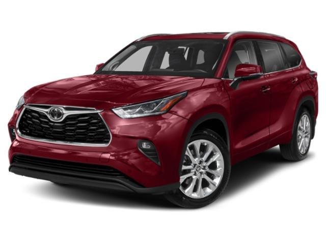 New 2020 Toyota Highlander in Santee, CA