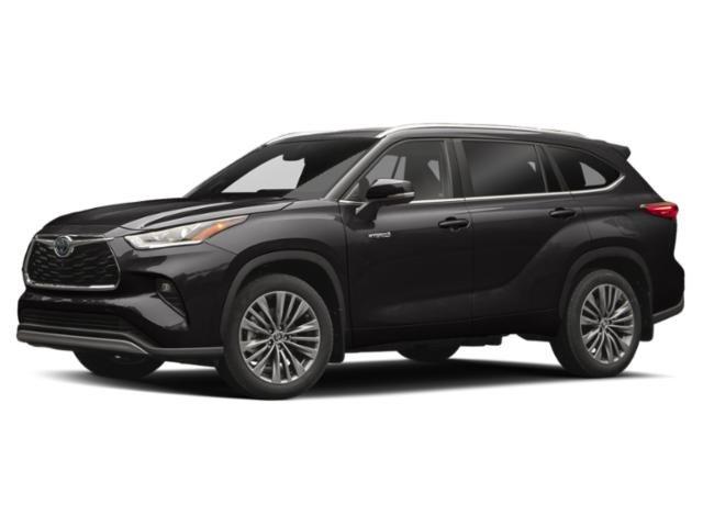 2020 Toyota Highlander Hybrid STD