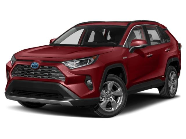 2020 Toyota RAV4 Hybrid Limited Hybrid Limited AWD Gas/Electric I-4 2.5 L/152 [8]
