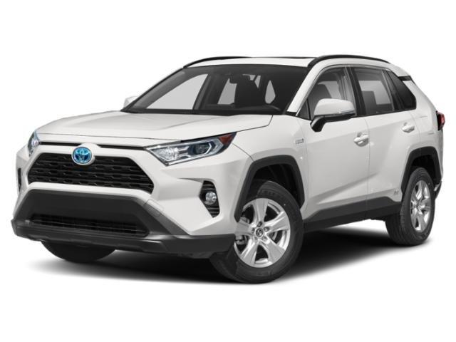 2020 Toyota RAV4 Hybrid XLE Hybrid XLE AWD Gas/Electric I-4 2.5 L/152 [3]
