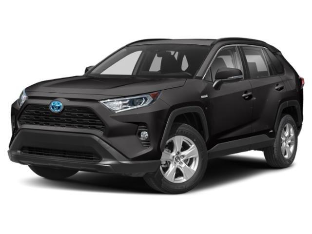 2020 Toyota RAV4 Hybrid XLE Hybrid XLE AWD Gas/Electric I-4 2.5 L/152 [2]