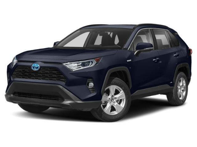 2020 Toyota RAV4 Hybrid XLE Hybrid XLE AWD Gas/Electric I-4 2.5 L/152 [4]
