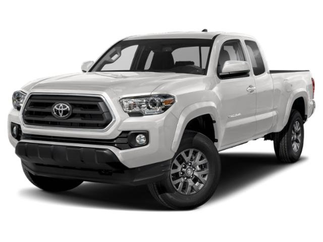 2020 Toyota Tacoma SR SR Access Cab 6′ Bed I4 AT Regular Unleaded I-4 2.7 L/164 [5]