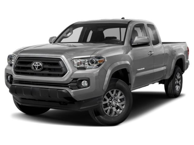 2020 Toyota Tacoma SR SR Access Cab 6′ Bed I4 AT Regular Unleaded I-4 2.7 L/164 [0]