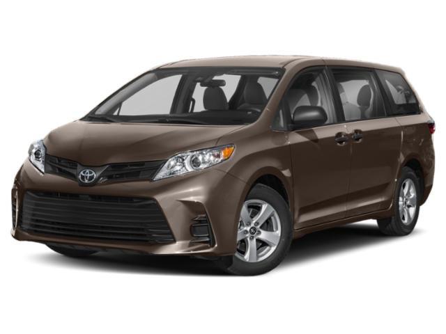 New 2020 Toyota Sienna in Monroe, LA