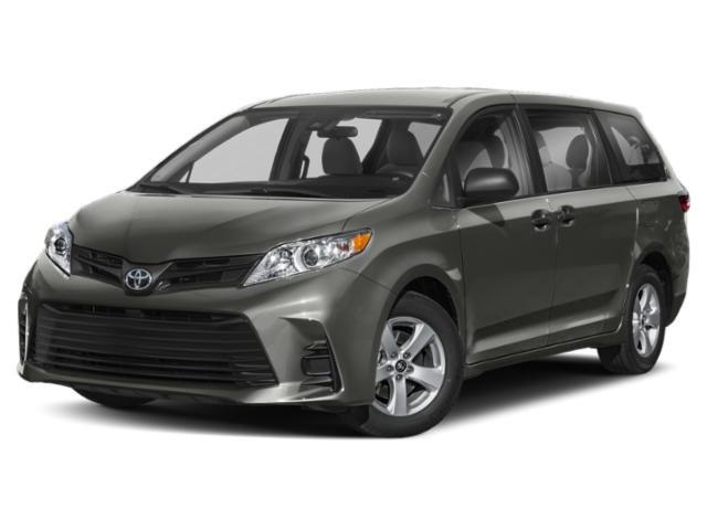 New 2020 Toyota Sienna in Lexington, KY