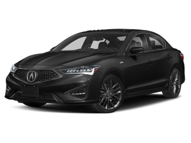 2021 Acura ILX with Technology/A-Spec Package