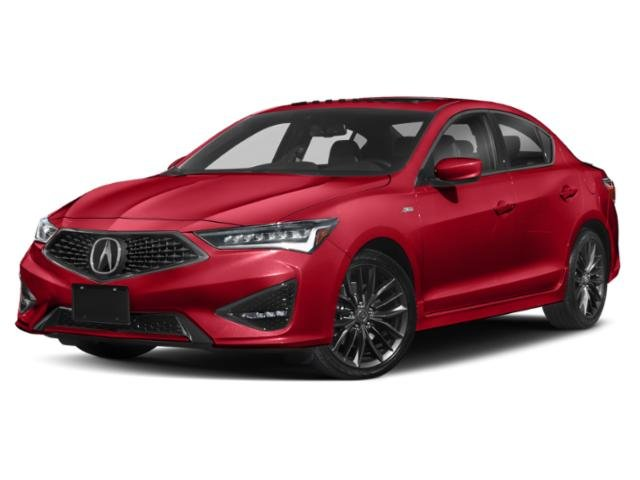 2021 Acura ILX w/Technology/A-Spec Package