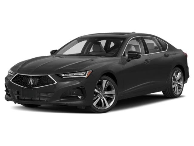 2021 Acura TLX w/Advance Package FWD w/Advance Package Intercooled Turbo Premium Unleaded I-4 2.0 L/122 [16]