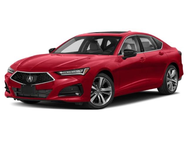 2021 Acura TLX w/Advance Package FWD w/Advance Package Intercooled Turbo Premium Unleaded I-4 2.0 L/122 [12]