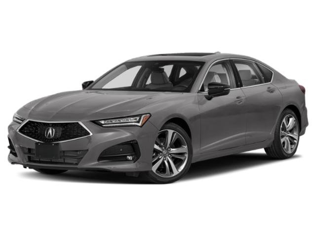 2021 Acura TLX w/Advance Package FWD w/Advance Package Intercooled Turbo Premium Unleaded I-4 2.0 L/122 [5]