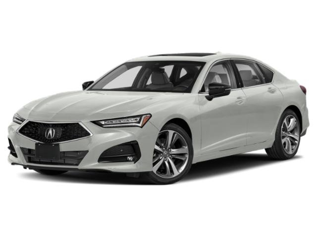 2021 Acura TLX with Advance Package