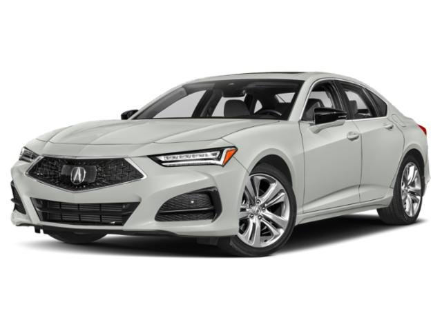 2021 Acura TLX w/Technology Package FWD w/Technology Package Intercooled Turbo Premium Unleaded I-4 2.0 L/122 [12]