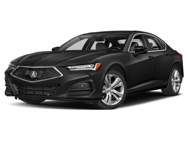 2021 Acura TLX w/Technology Package FWD w/Technology Package Intercooled Turbo Premium Unleaded I-4 2.0 L/122 [0]