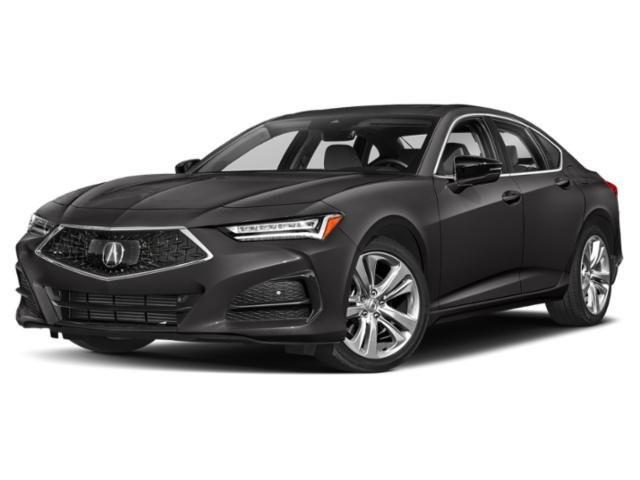 2021 Acura TLX w/Technology Package FWD w/Technology Package Intercooled Turbo Premium Unleaded I-4 2.0 L/122 [7]