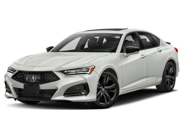 2021 Acura TLX w/A-Spec Package FWD w/A-Spec Package Intercooled Turbo Premium Unleaded I-4 2.0 L/122 [5]