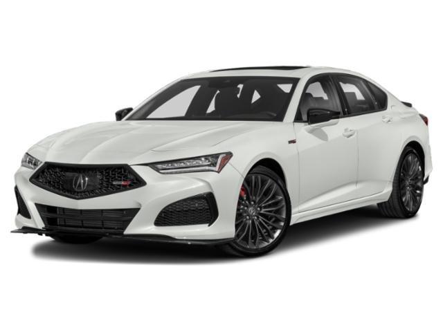 2021 Acura TLX Type S Type S SH-AWD Intercooled Turbo Premium Unleaded V-6 3.0 L [4]