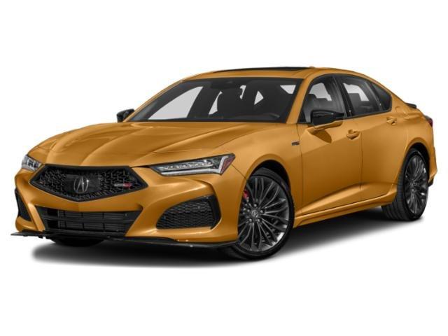 2021 Acura TLX Type S Type S SH-AWD Intercooled Turbo Premium Unleaded V-6 3.0 L [8]
